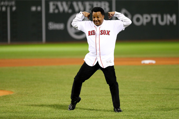 Image result for pedro martinez boston red sox