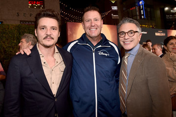 Pedro Pascal Premiere And Q&A For 'The Mandalorian'