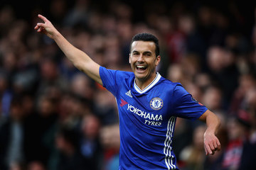 Pedro Chelsea v Brentford - The Emirates FA Cup Fourth Round