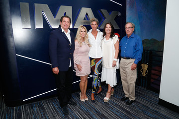Peggy Gelfond IMAX Private Screening For The Movie: 'The Lion King'