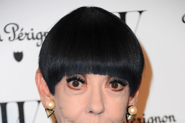 Peggy Moffitt W Magazine Golden Globe Awards Party - Arrivals