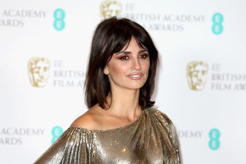 Penelope Cruz EE British Academy Film Awards - Winners Room