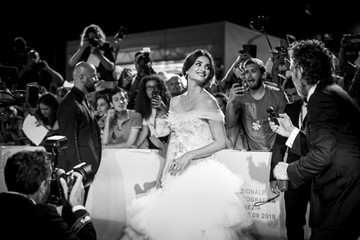 Penelope Cruz 'Wasp Network' Red Carpet Arrivals - The 76th Venice Film Festival