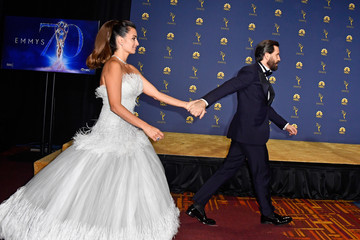 Penelope Cruz 70th Emmy Awards - Press Room