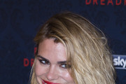 "Billie Piper attends a photocall for Sky Atlantic's ""Penny Dreadful"" at St Pancras Renaissance Hotel on May 12, 2014 in London, England."