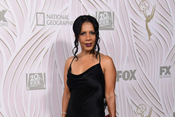 Penny Johnson FOX Broadcasting Company, Twentieth Century Fox Television, FX and National Geographic 69th Primetime Emmy Awards After Party - Arrivals