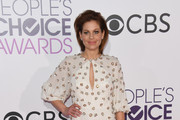 Candace Cameron Bure attends the People's Choice Awards 2017 at Microsoft Theater on January 18, 2017 in Los Angeles, California.