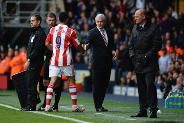 Pepe Mel West Bromwich Albion v Stoke City - Premier League