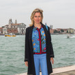 Pepi Marchetti Franchi CAMEO By Lizworks Launch Event At Harry' s Dolci During The 58th Venice Biennale