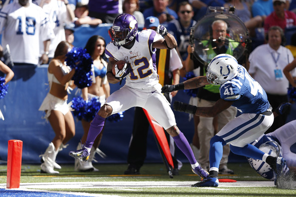 Percy Harvin 40-Yard Dash