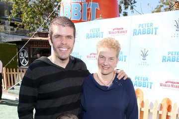 Perez Hilton Mario Armando Lavandeira III 'Peter Rabbit' Movie Premiere Sponsored by Cost Plus World Market
