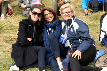 Pernilla Bjorn Afternoon Foursomes - 2014 Ryder Cup