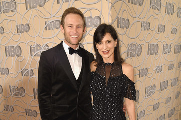 Perrey Reeves HBO's Official Golden Globe Awards After Party - Red Carpet