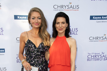 Perrey Reeves 17th Annual Chrysalis Butterfly Ball - Arrivals