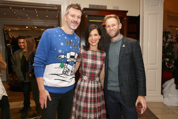Perrey Reeves Brooks Brothers Celebrates the Holidays With St. Jude Children's Research Hospital
