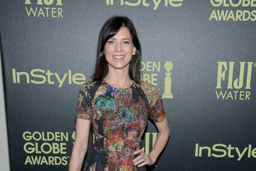 Perrey Reeves Hollywood Foreign Press Association and InStyle Celebrate the 2016 Golden Globe Award Season