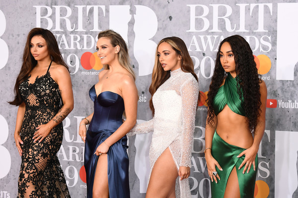Perrie Edwards Leigh Anne Pinnock Jade Thirlwall Jesy Nelson