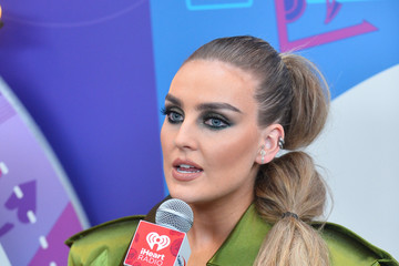 Perrie Edwards 2017 iHeartRadio Music Festival - Night 1 - Backstage