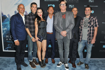 Perry Farrell HBO's 'Momentum Generation' Premiere - Red Carpet