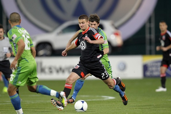 Seattle Sounders v DC United