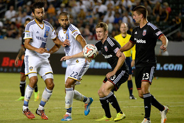 Perry Kitchen DC United v Los Angeles Galaxy