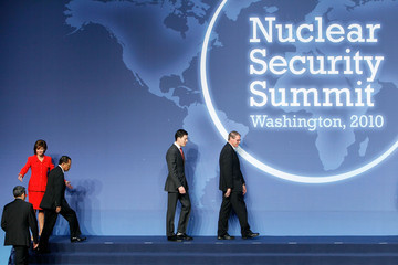 Boediono Pesident Obama Hosts World Leaders At Nuclear Security Summit