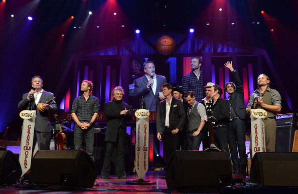 Grand Ole Opry Induction Ceremony