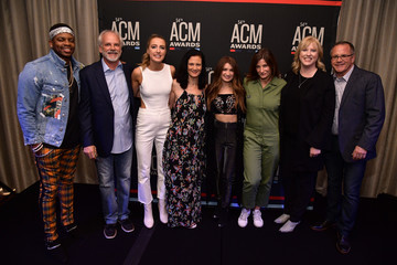 Pete Fisher 54th Academy Of Country Music Radio Awards Reception And Change the Conversation Panel