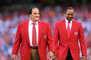 Pete Rose  86th MLB All-Star Game