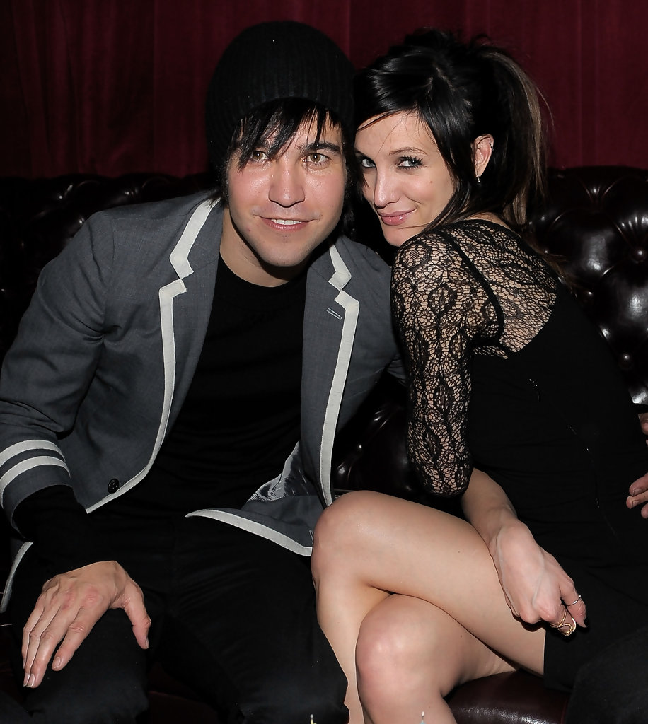 Pete Wentz S Birthday Party At The New Angels Amp Kings La