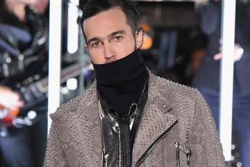 Pete Wentz Philipp Plein - Runway - February 2017 - New York Fashion Week: The Shows