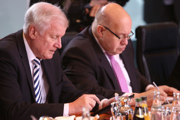 Peter Altmeier Weekly Government Cabinet Meeting