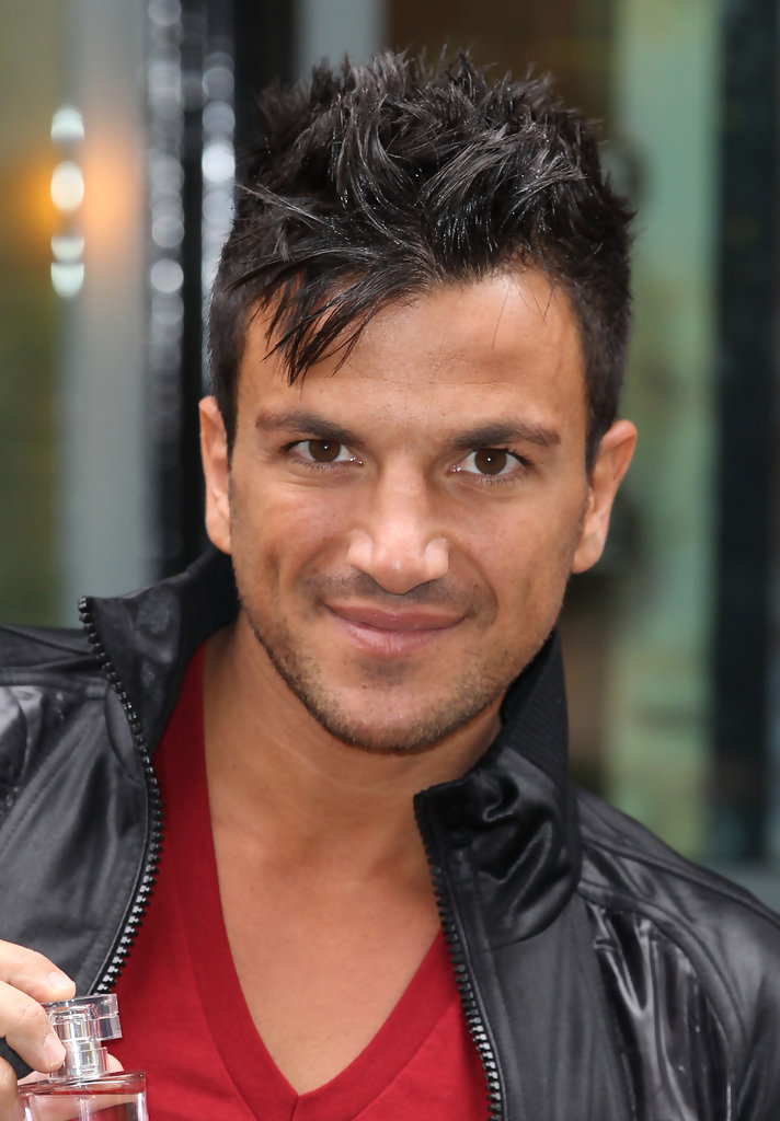 I a celebrity peter andre mysterious girl