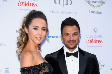 Peter Andre The Caudwell Children Butterfly Ball - Red Carpet Arrivals