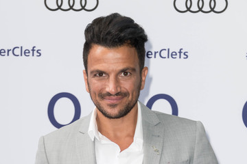 Peter Andre Nordoff Robbins O2 Silver Clef Awards