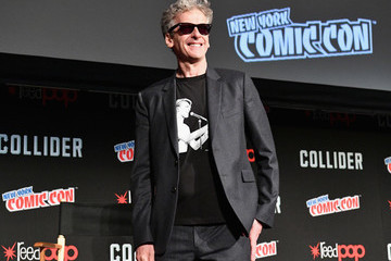 Peter Capaldi 2017 New York Comic Con - Day 2