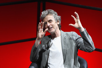 Peter Capaldi BFI & Radio Times TV Festival - Day 3