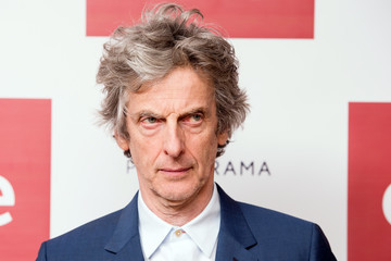 Peter Capaldi Doctor Who Series 10 - Photocall