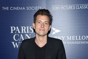 Peter Cincotti The Cinema Society Hosts a Screening of Sony Pictures Classics' 'Paris Can Wait'- Arrivals