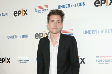 Peter Cincotti Under the Gun NY Premiere Event With Katie Couric & Stephanie Soechtig