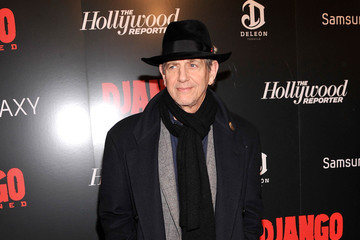 Peter Coyote Celebs at a Screening of 'Django Unchained'