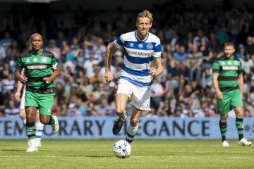 Peter Crouch #GAME4GRENFELL at Loftus Road