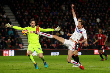 Peter Crouch AFC Bournemouth v Stoke City - Premier League