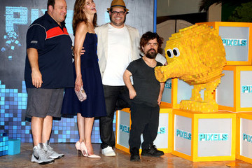 Peter Dinklage Summer of Sony Pictures Entertainment 2015 - Day 4