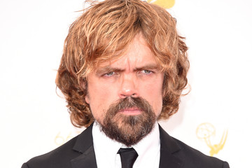 Peter Dinklage Arrivals at the 66th Annual Primetime Emmy Awards — Part 2