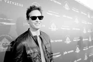 Peter Facinelli John Varvatos 13th Annual Stuart House Benefit Presented by Chrysler With Kids' Tent by Hasbro Studios - Arrivals