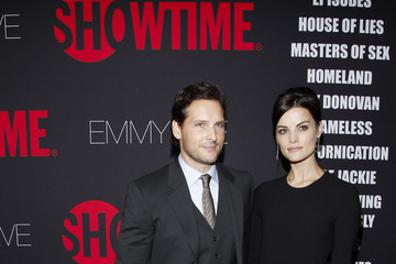 Peter Facinelli Arrivals at the Showtime Emmy Eve Soiree