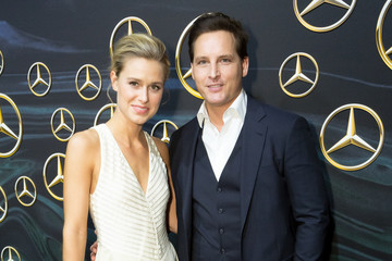Peter Facinelli Mercedez-Benz USA's Official Awards Viewing Party - Arrivals