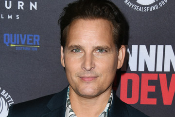 Peter Facinelli Premiere Of Quiver Distribution's 'Running With The Devil' - Arrivals