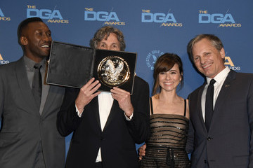 Peter Farrelly Mahershala Ali 71st Annual Directors Guild Of America Awards - Press Room